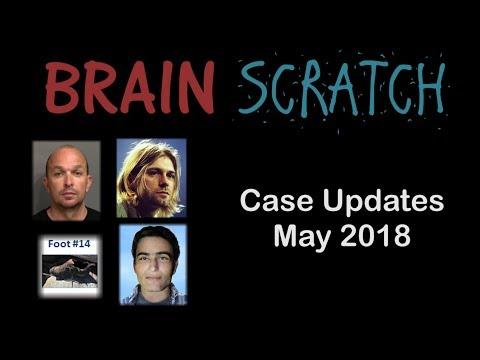 BrainScratch: Case Updates - May 2018
