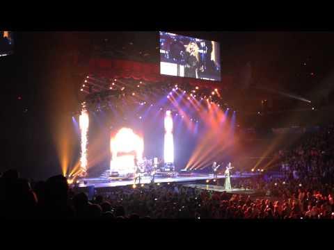 Shania Twain, #4, Chesapeake Energy Arena, Oklahoma City, Aug 12th 2015