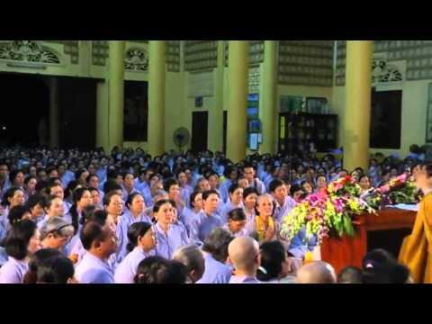 Lễ Hội Vía Bồ Tát Quán Thế Âm (2012) tại chùa Đại Tòng Lâm