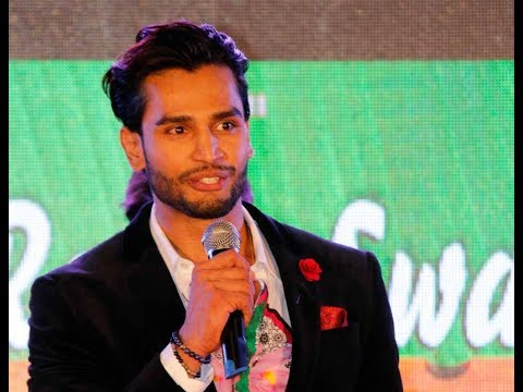 Dialogue @ Nation Next with Mr World 2016 - Rohit Khandelwal | Interview