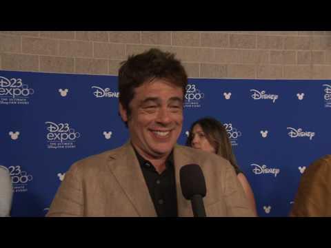 Star Wars: The Last Jedi: Benicio Del Toro D23 Expo Interview