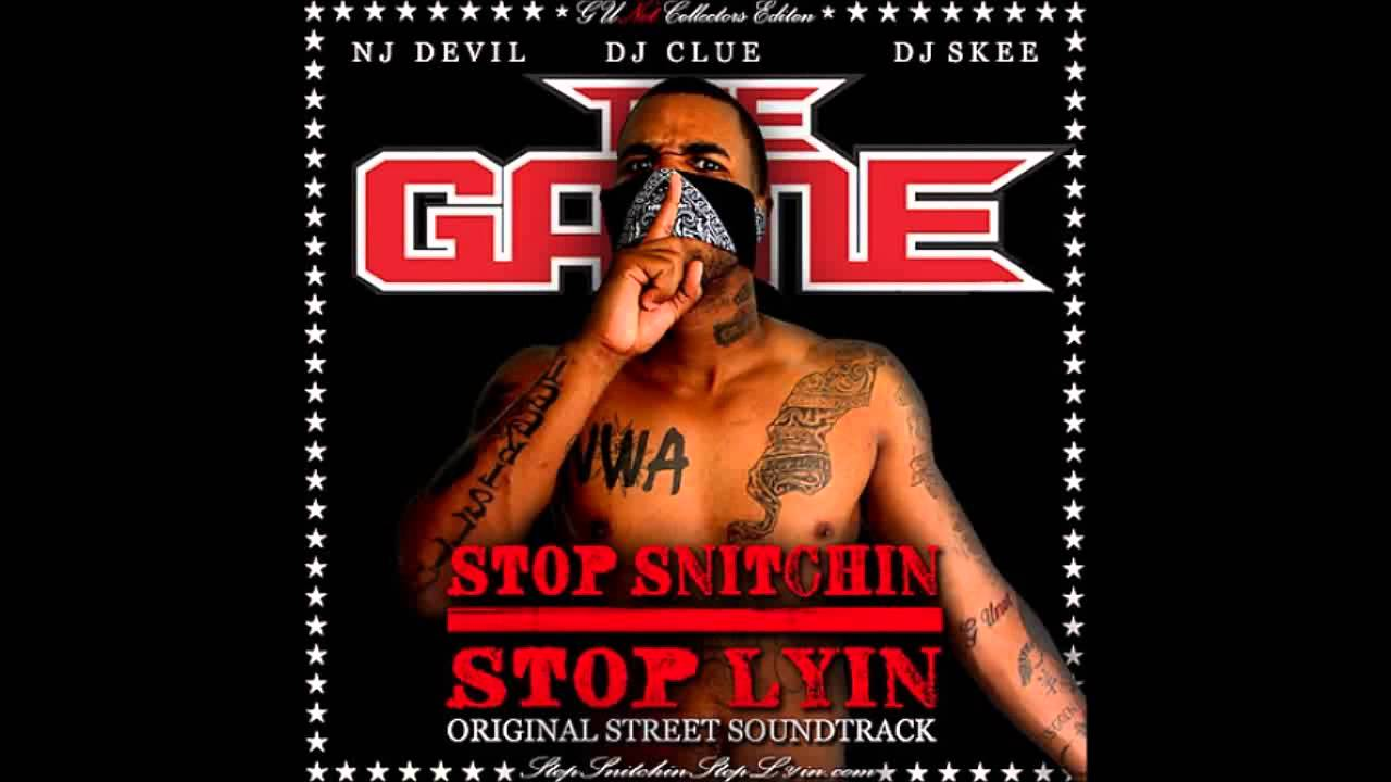 Stop hatin, stop snitchin, stop lyin vol. 5 cd1 mixtape by various.