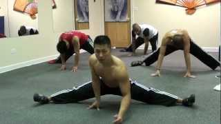 Full Split Complete Stretching Routine