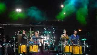 311 applied science drum solo live lauberge party by the pool