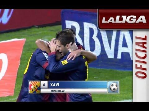 Resumen de Real Valladolid (1-3) FC Barcelona - HD