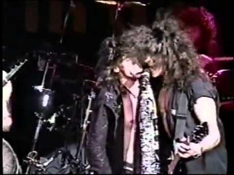 AEROSMITH - Mama Kin - Live 1990 Marquee Club London