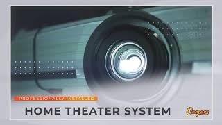 Carters AV Home Theater System…