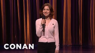 Alice Wetterlund Stand-Up 11/28/16  - CONAN on TBS