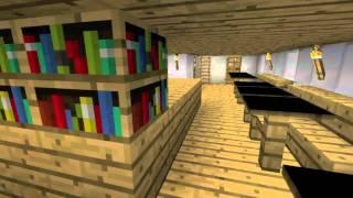 Minecraft - Startsraad Lehmkuhl