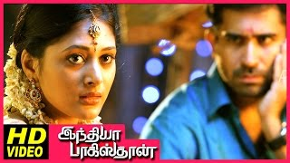 India Pakistan Tamil Movie | Scenes | Sushma Raj misunderstand Vijay Antony