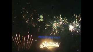 9/6/2014 - Cleveland Indians Postgame Fireworks set to the music of Huey Lewis & The News