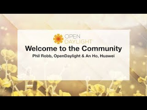 OpenDaylight Mini Summit: Welcome to the Community