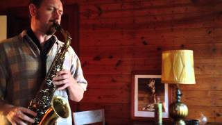 Collin the Sax player visits Earphoria: Austin