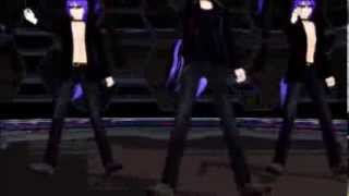 [MMD] Kamui Gakupo - Oppa Gangnam Style