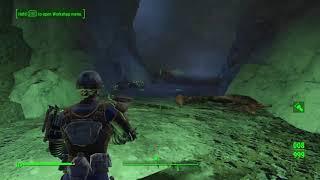 Fallout 4 Vault 88 Radscorpion Part 1