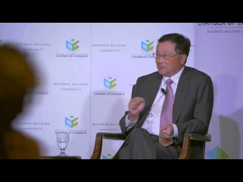 A Conversation with BlackBerry CEO John Chen