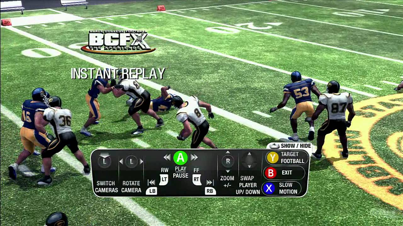 Game of the Year: Black College Football: BCFX: The