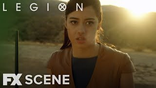 Legion | Season 2 Ep. 10: Kerry Attacks Scene | FX