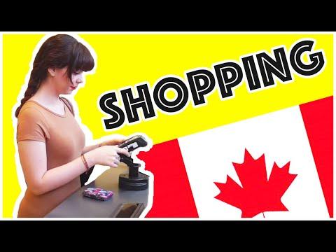PRIX DES VÊTEMENTS AU CANADA [vlog] | Allô Anaïs