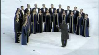 HYMNE NATIONAL LIBANAIS - VIèmes JEUX DE LA FRANCOPHONIE-BEYROUTH 2009 [1]