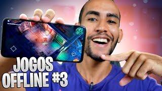 Melhores JOGOS OFFLINE para Android #3 (Temporada 2)