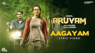 Aruvam Aagayam Lyrical I Siddharth Catherine Tresa Roshini SS Thaman