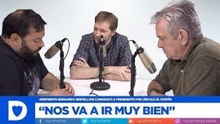 "Bernardo Bertelloni ""Nos va a ir muy bien"""