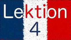 Französisch lernen - Wie alt bist du?  - Lektion 4