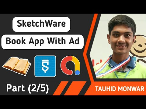 How to make a Book app in Sketchware. Part (2/5)