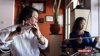 Nghệ sĩ Hồ Bằng và cây sáo Mèo Việt Nam