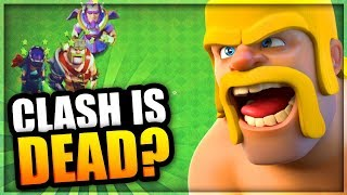 IS CLASH OF CLANS ALMOST DEAD!?   R.I.P CoC - What Went Wrong?
