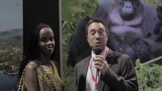 Rwanda LA Travel Show 2016