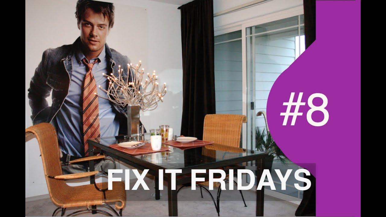 Tiny Apartment | QUICK and CHEAP Decorating Ideas | Interior Design | Fix  It Fridays #8