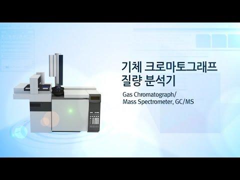 09. GC/MS (Gas Chromatograph / Mass Spectrometer)