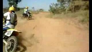 Trilha de moto na cascalheira - Três Lagoas, MS (parte 2)