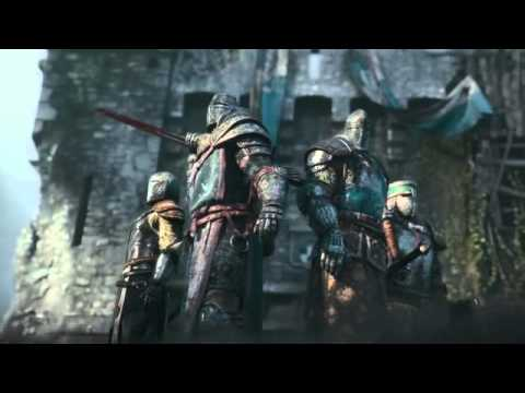 For Honor - Trailer (E3)  Official Trailer HD