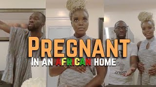 Download Clifford Owusu Comedy - In An African Home: Pregnant (Clifford Owusu)