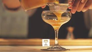 Tea Cocktail: The Forsyte With Botanist Gin Ft. Flowery Earl Grey #tealeavesmixology | Tealeaves