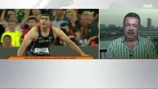اولمبياد ريو: قضية منشطات تهدد مشاركة المصري ايهاب عبدالرحمن