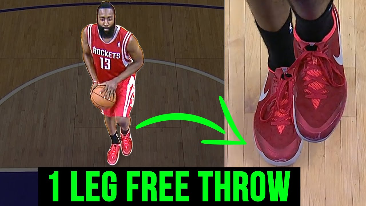 STRANGE THINGS HAPPEN On The Free Throw Line...