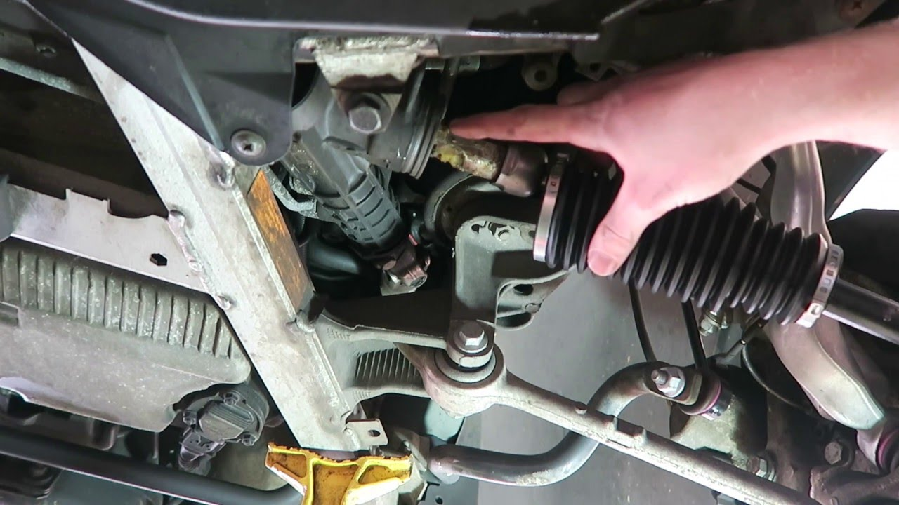 E39 Bmw Tie Rod Removal And Installation Diy Youtube