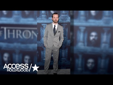 'Game Of Thrones' Alum Gethin Anthony: What He's Looking Forward To Seeing In S6 | Access Hollywood