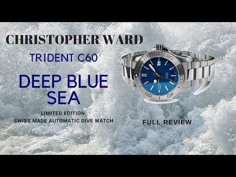 Christopher Ward Ltd. Ed.