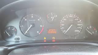 Problème aiguilles compteur Peugeot 406