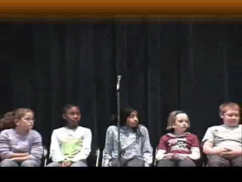 2004 Rural Hall Elementary School Spelling Bee