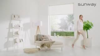 Rolgordijnen | LiteRise | SUNWAY® Raamdecoratie