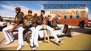 Antes de la cuarentena | Spring Trainig - Padres De San Diego 2020 | Beisbol SPM