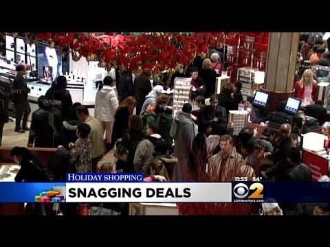 Holiday Shopping Sales Already On Offer In Digital Age