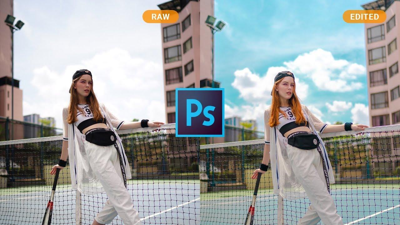 Bagaimana Cara Edit Foto RAW | Tutorial Photoshop Bahasa ...