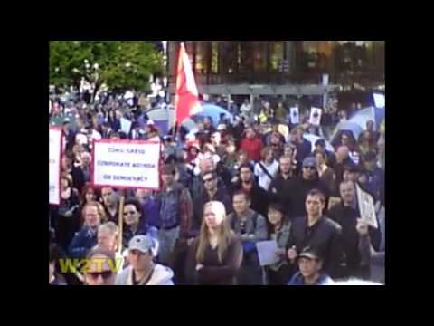 W2TV: OCCUPY VANCOUVER Evolving Basis of Unity